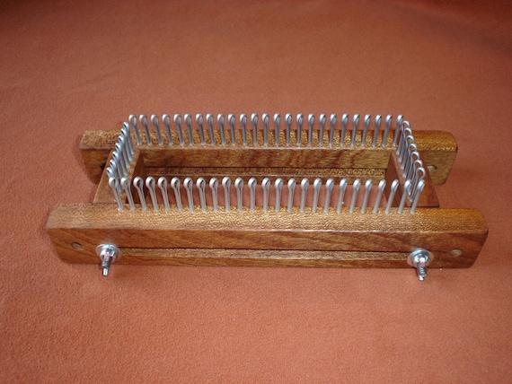 Fine Gauge Sock Loom / Knitting Board / adjustable by CottageLooms