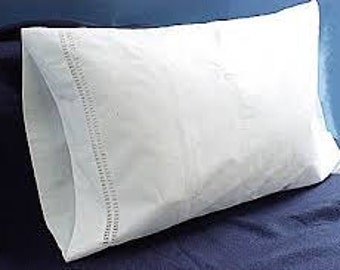 Standard Size Pillowcase - send your own fabric