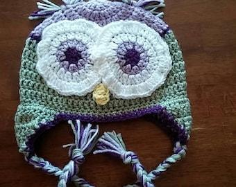 Super Cute, Warm, Stylish Owl Beanie
