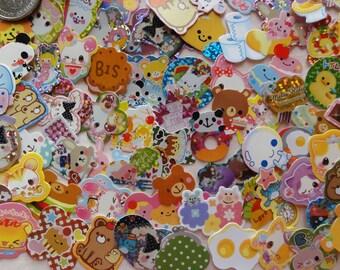 200 Decorative STICKERS for Planner Notebook Agenda Journal Erin Condren Filofax Super Cute Variety Special Cool Pack Destash Happy Girl