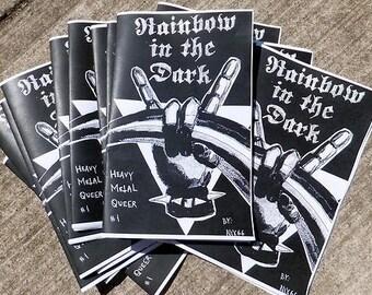 Rainbow in the Dark: Heavy Metal Queer #1