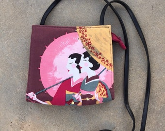 Oriental chinese purse
