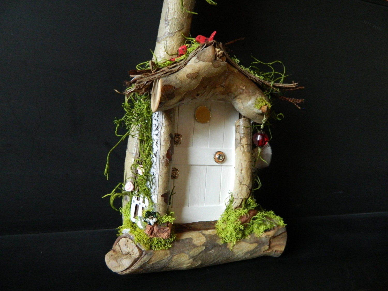 White princess sedona fairy door by sedonafairydoors on etsy for White fairy door