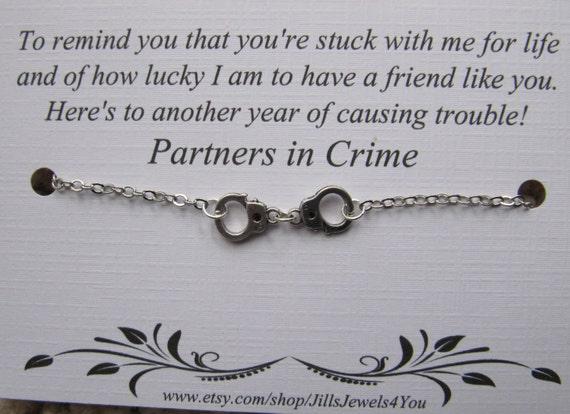 Menotter Partners in Crime BraceletBracelet damitiemeilleur ...