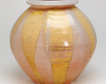 Jar, Salt-Fired
