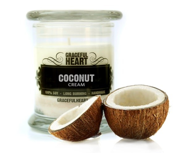 how to make coconut candle
