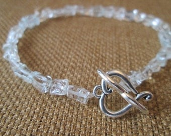 SALE 25% OFF- Crystal Bracelet by The Darling Duck