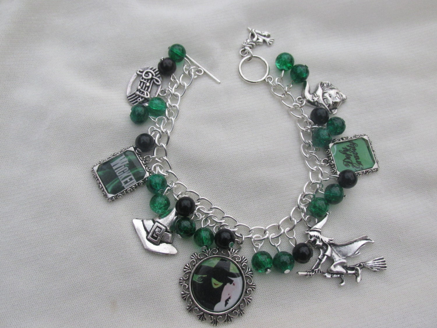 the musical charms bracelet