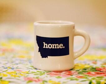 Montana home. Ceramic Coffee Mug