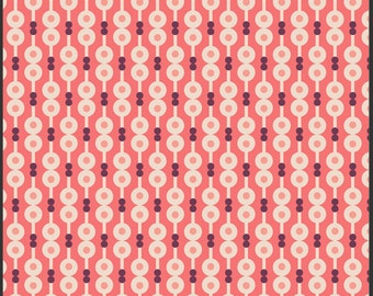 Pat Bravo for Art Gallery Fabrics, Summerlove Retro Harmony Sugar Fabric 1/2 Yard