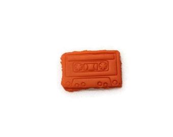 Cassette Tape Cookie Cutter Retro 80s Fondant Cutter
