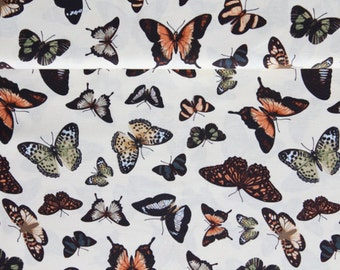 Dear Stella Fabric / Quilting Fabric / Fat Quarters / 100% Cotton Fabric / Butterfly Fabric