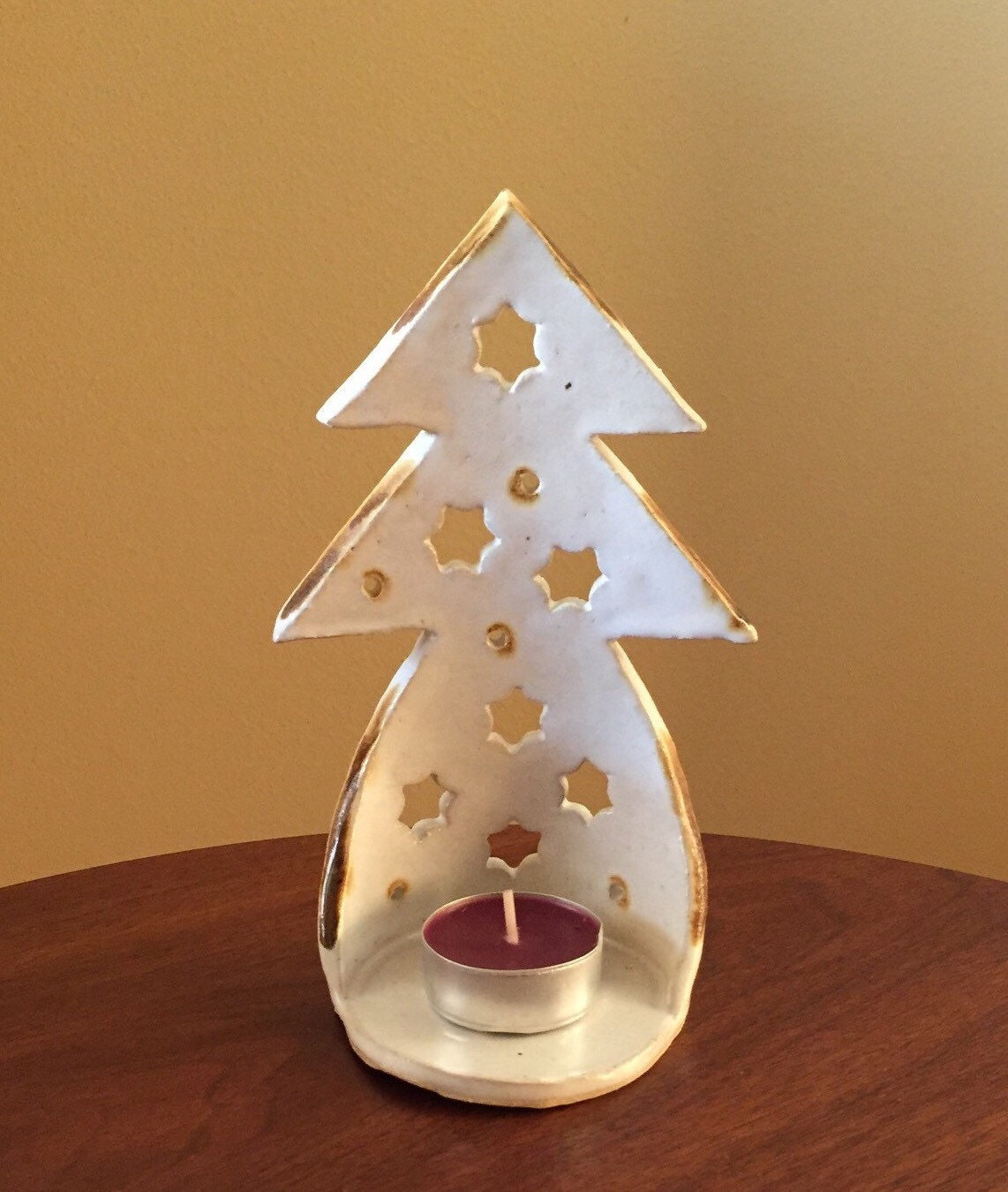 Luminary Majestic Tree Candle Holder