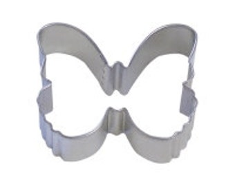 Blue Morpho Butterfly Cookie Cutter - 3.5""