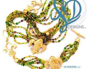 Mardi Gras Fleur De Lis Jewelry
