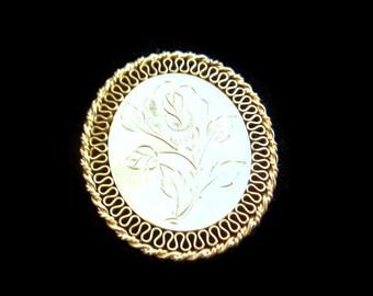 Winard Gold Filled Brooch