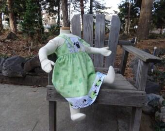 The little happy lamb dress