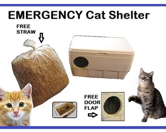 Outdoor Cat Shelter Ark Pet Shop
