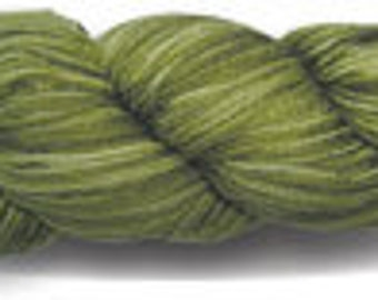 Knit One Crochet Too Yarn - Crock O Dye Color 535 Olive.   Regular price is 24.00