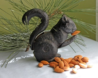 Popular items for antique nutcrackers on etsy - Nutcracker squirrel ...