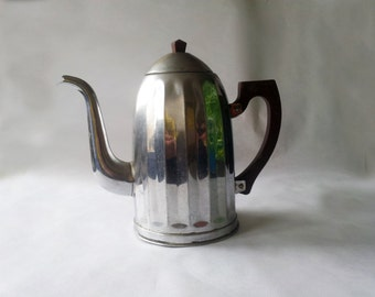 French TEAPOT, Coffee pot / French decor /French kitchen / Retro kitchen/ French country