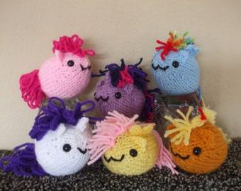 My Little Pony: Friendship is Magic Blob Pony Plushies