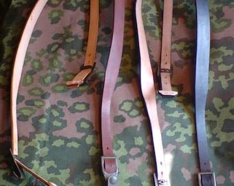 WW1 Cavalry/WW2 Fallschirmjäger pattern German Y-straps