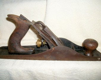 Antique Bailey No 5 Plane Great Collectors Item