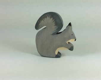 squirrel, Waldorf inspired