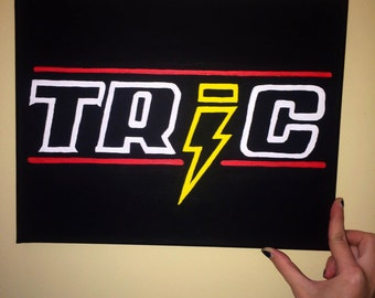 One Tree Hill TRIC painting