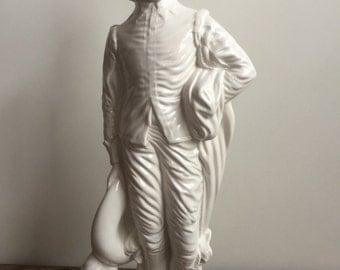 Handsome Boy Blue Statue
