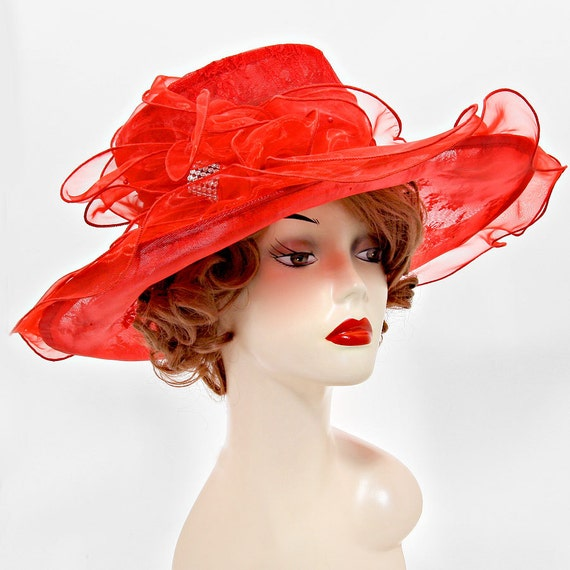 Kentucky Derby Hat Parade | Writings and Musings by Bill ...  |Christmas Derby Hats