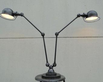DOUBLE JIELDE LAMP