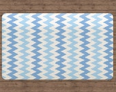 Chevron Area Rug, Blue Nursery, Blue Nursery Decor, Area Rug 5x8, Boy Nursery Rug, Baby Nursery Rugs, Nursery Decor Chevron, Christmas Rug