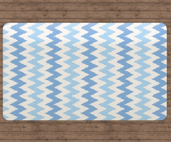 chevron area rug blue nursery blue nursery decor area rug