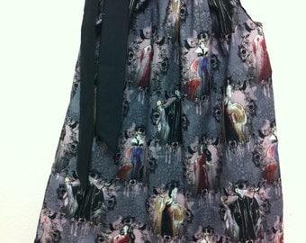 Villain pillowcase dress