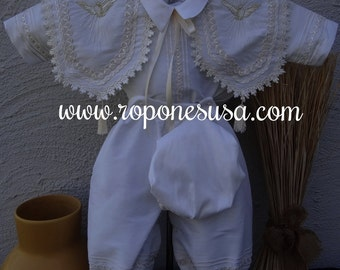 Stunning Off White, Baptism, Christening Gown available White and Ivory