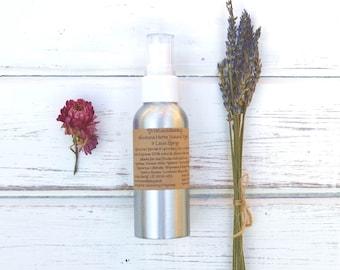 Natural Room / Linen Mist Air Freshener Room Spray Choose Fragrance / Mood 100ml 3.3 fl oz