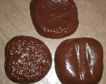 Hamburger 3D Chocolate Mold