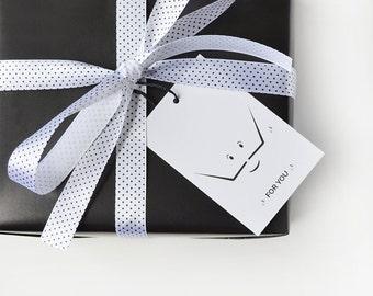 Little Artist Gift Tag Set (8pk) by Celebratink