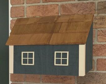 Amish Made Paper Box/City Mailbox