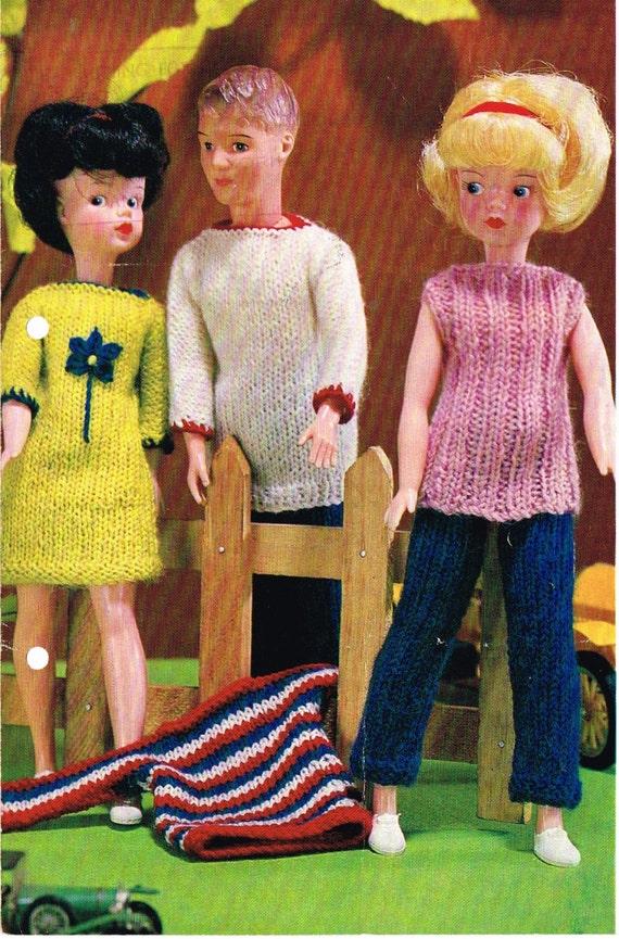 Sindy Knitting Patterns