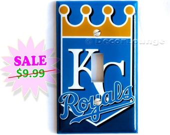Kansas City Royals Light Switch Cover