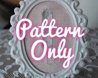 Tampon Cross Stitch Pattern
