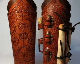 Alchimist bracers (the pair)