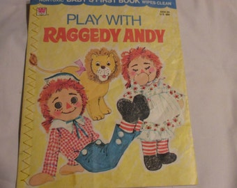 Play with Raggedy Andy by Whitman