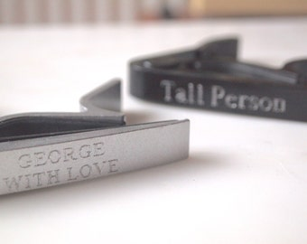 Personalized Guitar Capo