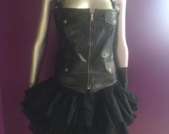 HOTTIE MODIE- Modular Ruffled Skirt