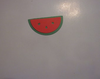 watermelon die cuts