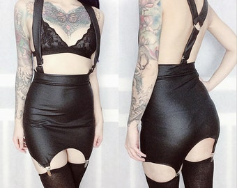 Suspender Garter Dress